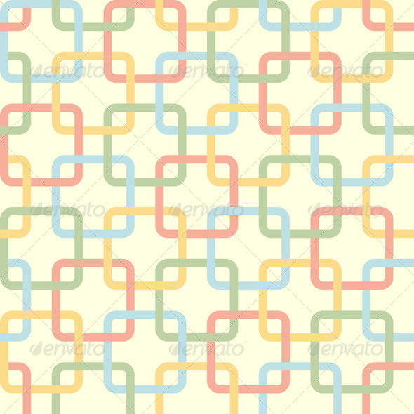 GraphicRiver Five-Color Pattern 8063118