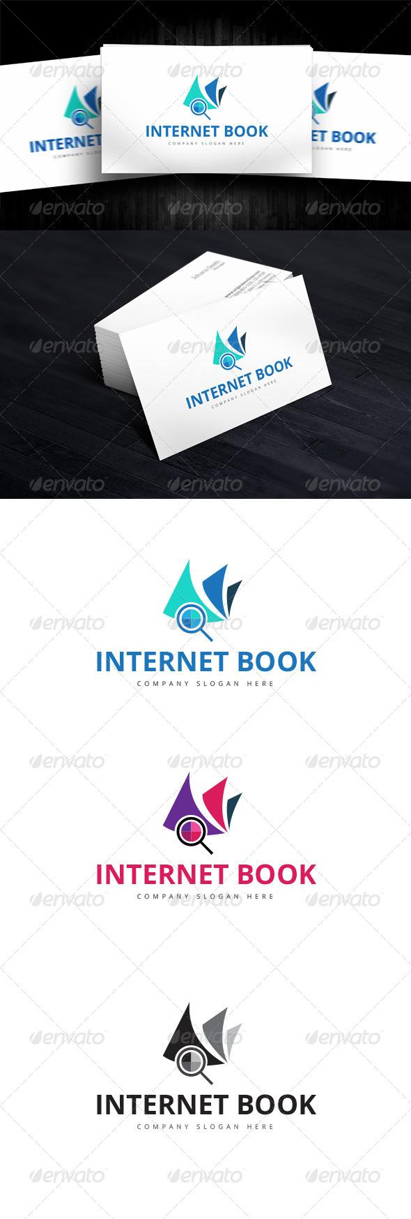 GraphicRiver Internet Book 8063524