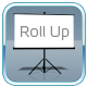 Roll Up Projection Screens - VideoHive Item for Sale
