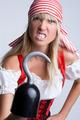 Pirate Woman - PhotoDune Item for Sale
