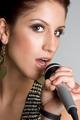 Singing Girl - PhotoDune Item for Sale