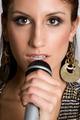 Singing Woman - PhotoDune Item for Sale