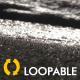 Dark Waves & Sand HD Loop - VideoHive Item for Sale