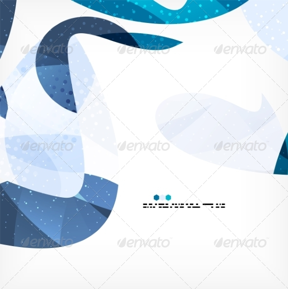 GraphicRiver Colorful Abstract Flowing Shapes 8065138