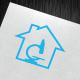 Micro Lab Logo Template - GraphicRiver Item for Sale