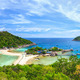 Panorama of Koh Nangyuan island, Thailand - PhotoDune Item for Sale