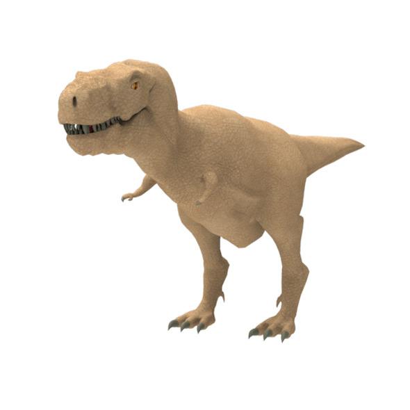 3DOcean Dinosaur TRex 8067026