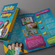 Kids Summer Camp 3-Fold Brochure 01 - GraphicRiver Item for Sale