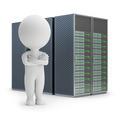 3d small people - servers - PhotoDune Item for Sale