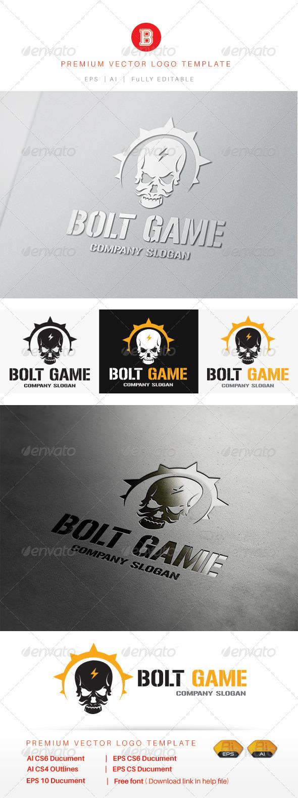 GraphicRiver Bolt Game 8068105