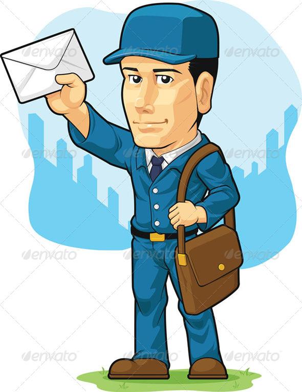 GraphicRiver Postman 8068199