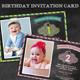 Birthday Invitation Card - GraphicRiver Item for Sale