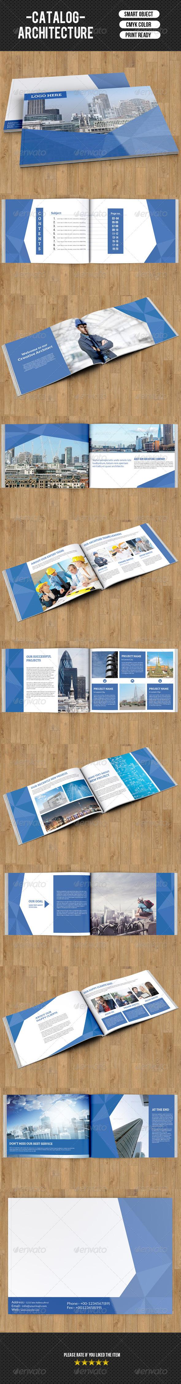 GraphicRiver Architecture Catalog-V26 8068258