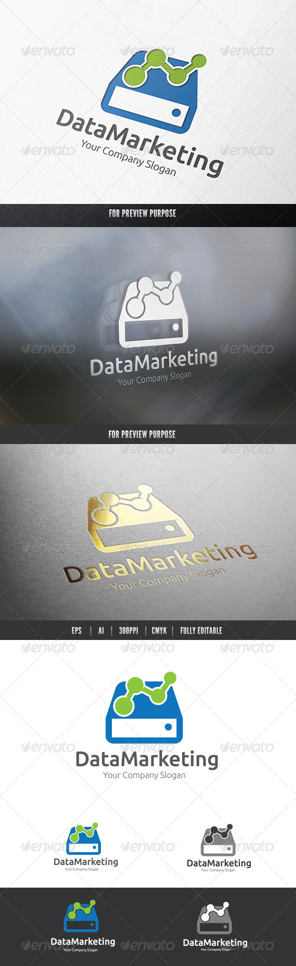 GraphicRiver Marketing Data 8068775