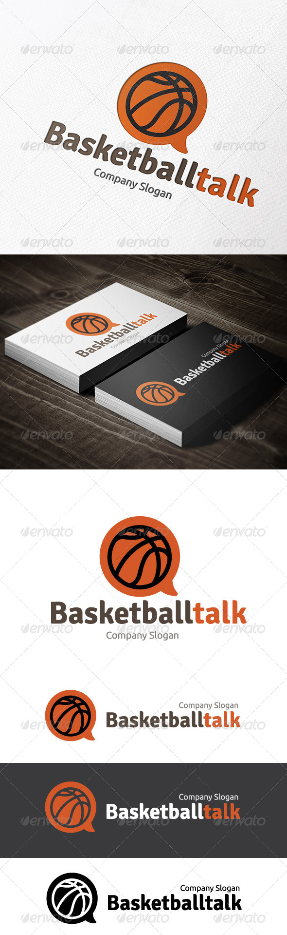 GraphicRiver Basketball Talk 8069039