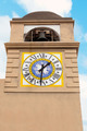Clocktower in Capri. - PhotoDune Item for Sale