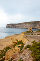 Cliffs at Xlendi, Gozo, Malta - PhotoDune Item for Sale