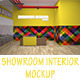 Showroom Interior Mockup - GraphicRiver Item for Sale