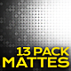 Animated Mattes - 13 Pack - VideoHive Item for Sale