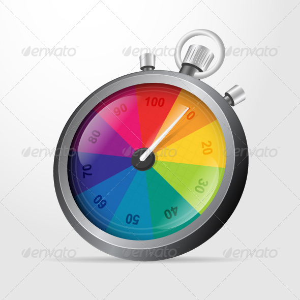 GraphicRiver Stopwatch 8070143