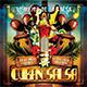 Cuban Salsa CD Artwork Template - GraphicRiver Item for Sale