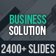 Business Solution Powerpoint Presentation Template - GraphicRiver Item for Sale