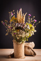 Wildflowers in a vase - PhotoDune Item for Sale