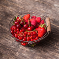 Red summer fruits - PhotoDune Item for Sale