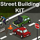 Street Building Kit - GraphicRiver Item for Sale