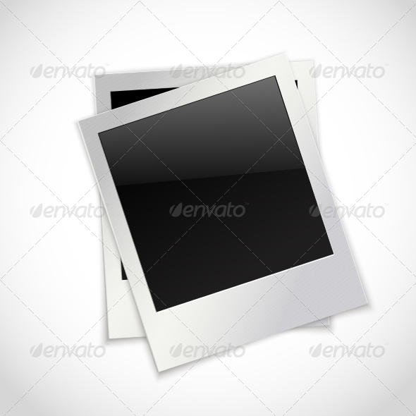 GraphicRiver Photo Frames Isolated 8070539