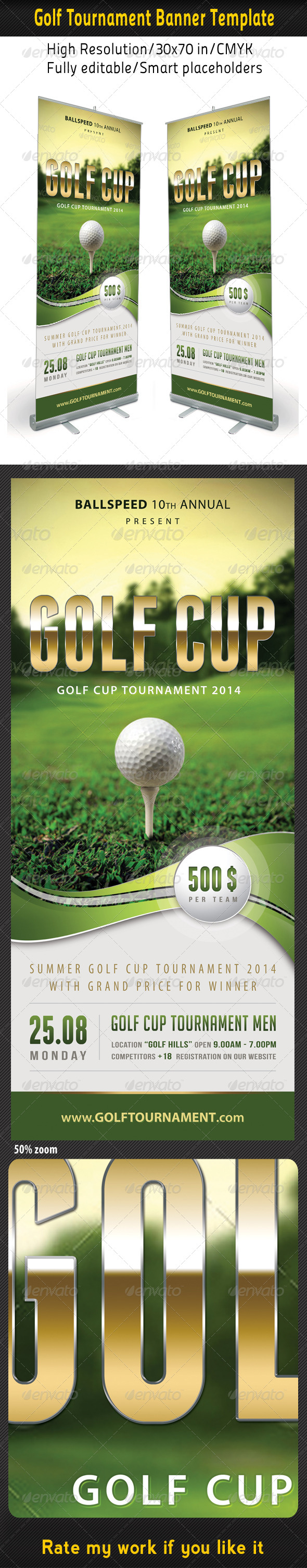 GraphicRiver Golf Event Banner Template 01 8070574