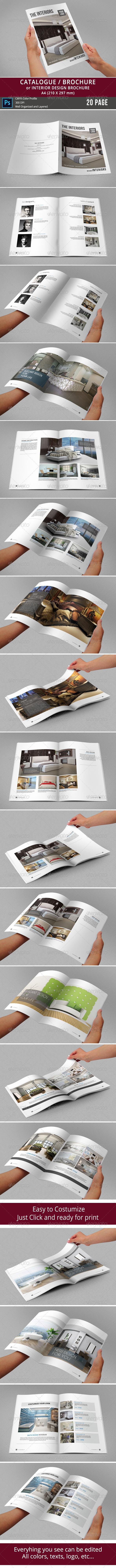 GraphicRiver Catalogue Brochure 8070658