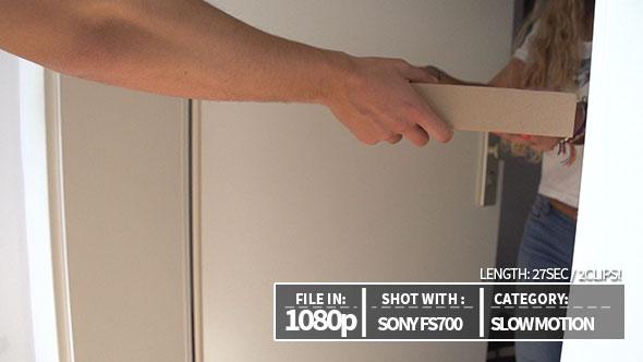 Sony FS 700 Slow Motion