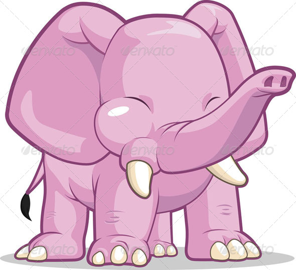GraphicRiver Elephant 8071117