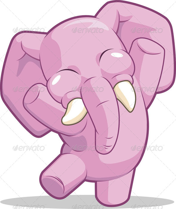 GraphicRiver Elephant Dancing 8071118