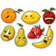 Funny Fruit with Expression - GraphicRiver Item for Sale