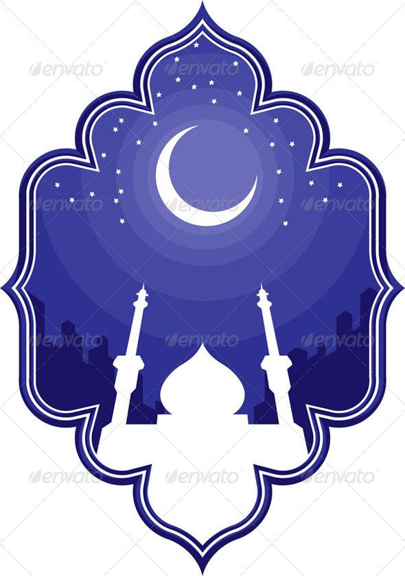 GraphicRiver Ramadan & Eid Mubarak Greeting 8071462