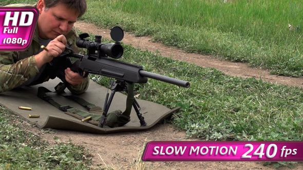 Loading Rifles and Shot