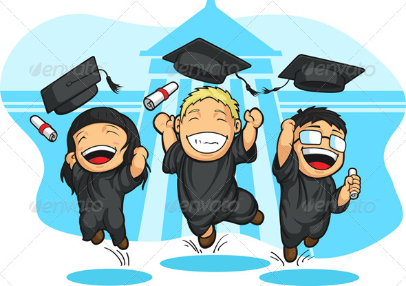 GraphicRiver School-College Graduation 8071475