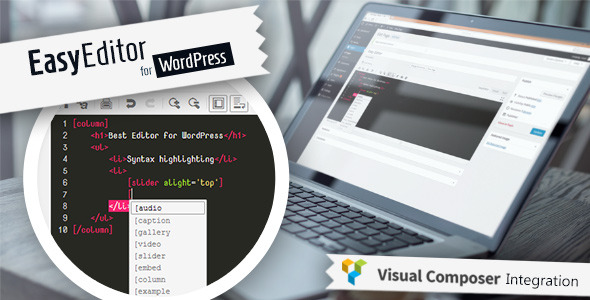 CodeCanyon Easy Editor for WordPress 8071531