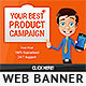 Business App Web Banner Design - GraphicRiver Item for Sale