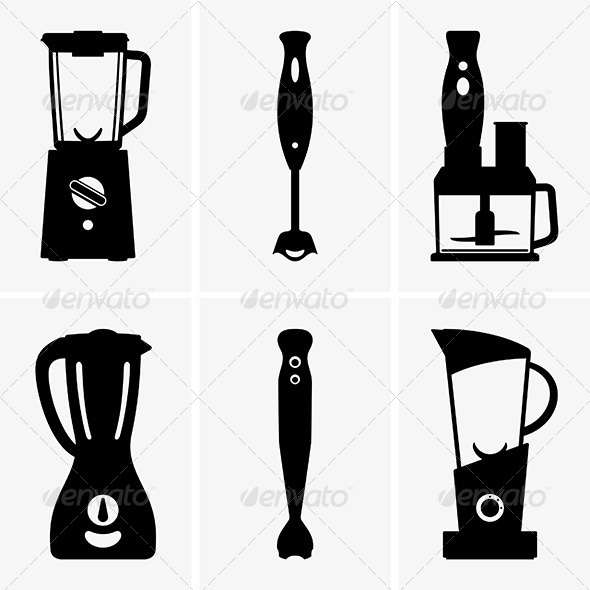 GraphicRiver Blenders 8071648