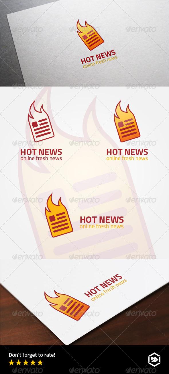 Hot or Fresh Online Newspaper Logo
