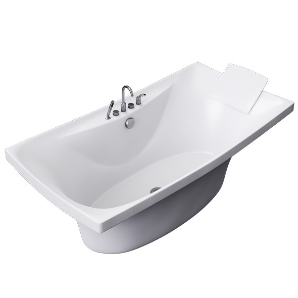 Bath Jacob delafon. Escale  - 3DOcean Item for Sale