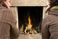 By the fireplace - PhotoDune Item for Sale