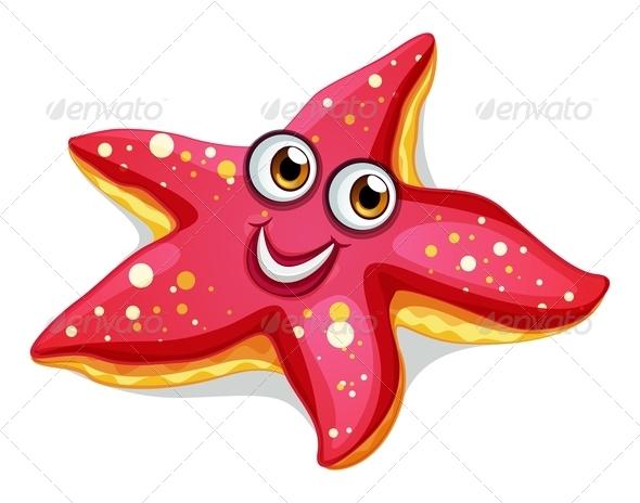 GraphicRiver Happy Starfish 8072713