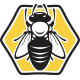 Honey Factory Logo Template - GraphicRiver Item for Sale