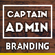 Captain Admin - WP Tools & White Label Branding - CodeCanyon Item for Sale