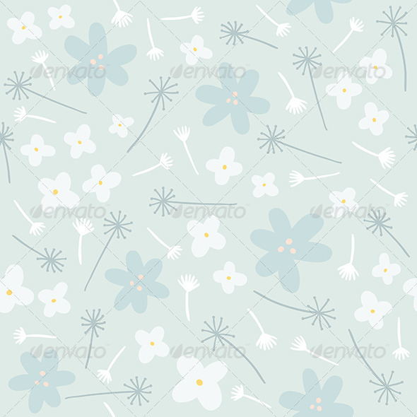 GraphicRiver Floral Pattern 8059738