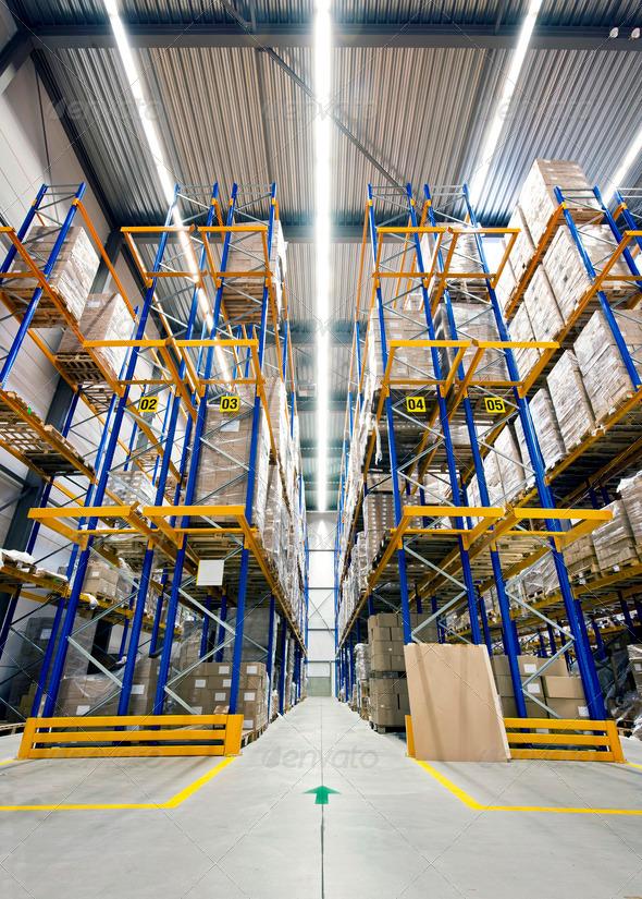 PhotoDune High warehouse 824605